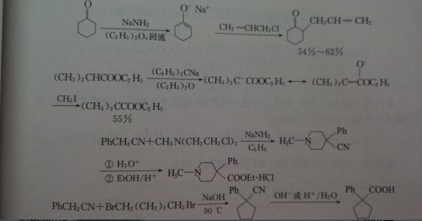 碳原子上的烃基化反应配图1